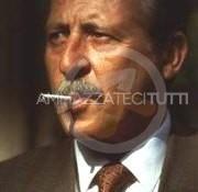 Il giudice Paolo Borsellino