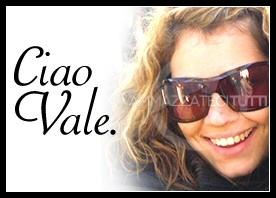 Valentina Barranca. Ciao Vale.