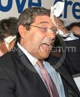 L'ex presidente della Regione Sicilia, Totò Cuffaro