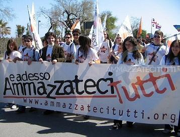 Bari, 15 marzo 2008