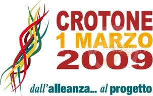 Crotone, 1 marzo 2009