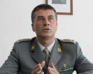 Il generale Nunzio Antonio Ferla, direttore della DIA