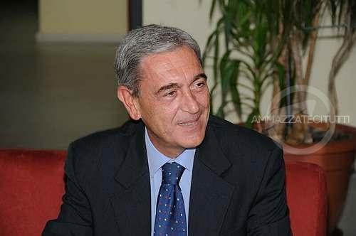 Il prefetto di Messina Stefano Trotta