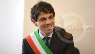Il Sindaco di Perugia Andrea Romizi