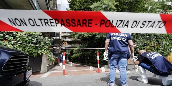 Omicidio Fanella: la scena del crimine