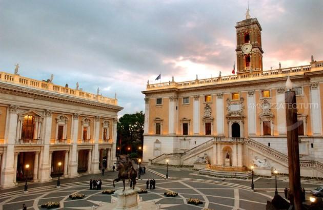 Palazzo del Campidoglio, Comune di Roma