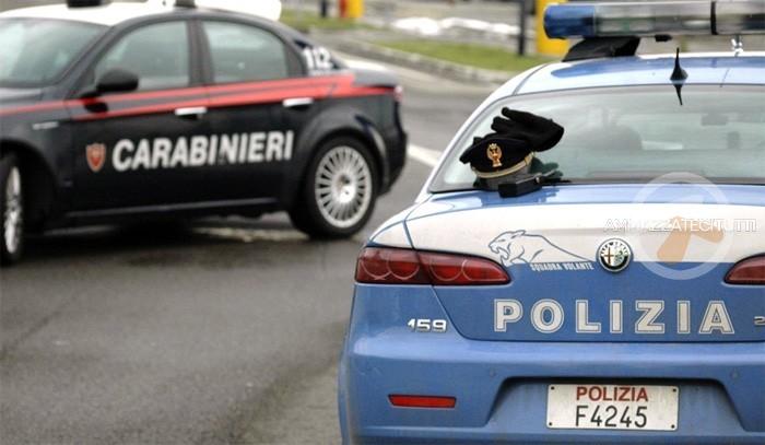 Carabinieri e Polizia di Stato