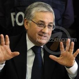Il procuratore di Roma Giuseppe Pignatone