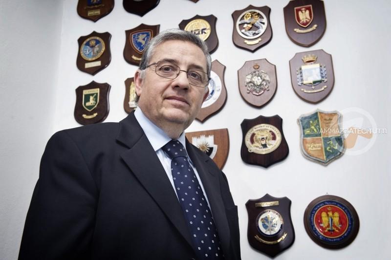 Il procuratore capo di Roma Giuseppe Pignatone