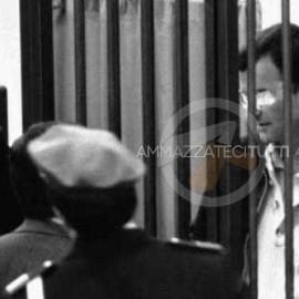 Massimo Carminati in cella (foto archivio Il Messaggero)
