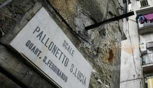 Napoli, quartiere Santa Lucia