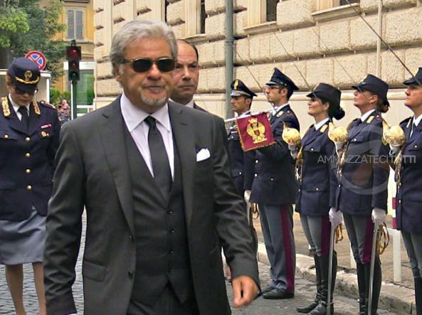 Il Questore di Roma Nicolò D'Angelo