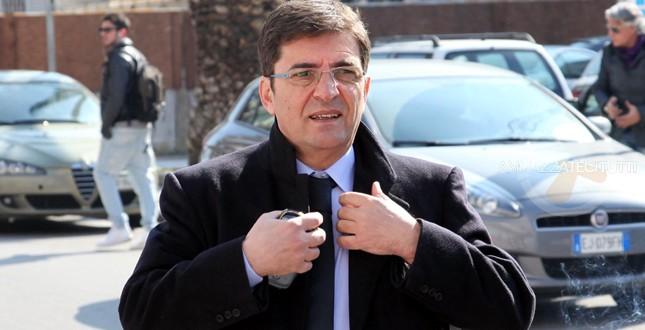 L'ex deputato Nicola Cosentino
