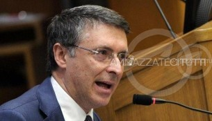 Il giudice Raffaele Cantone, commissario dell'Autorità Anticorruzione