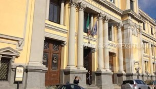 Catanzaro: Palazzo corte d'appello e procura