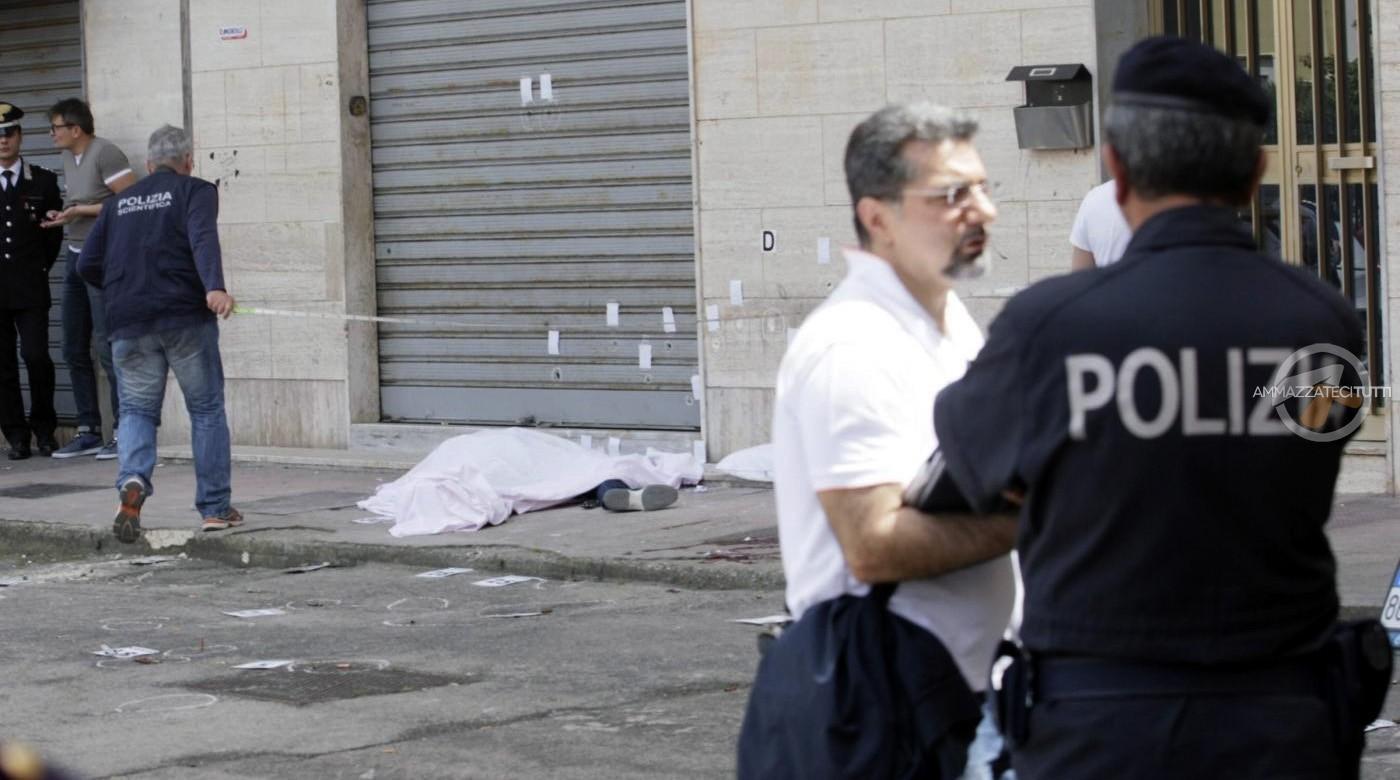 Omicidio Vitantonio Fiore, Bari