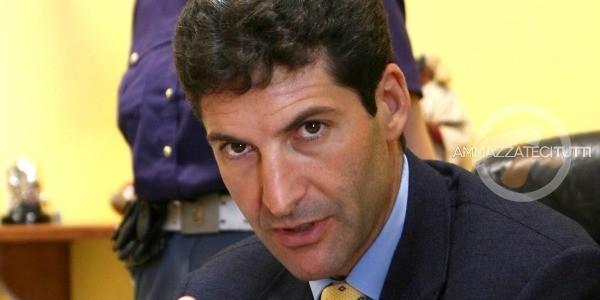 L'ex capo della Squadra mobile di Napoli, Vittorio Pisani
