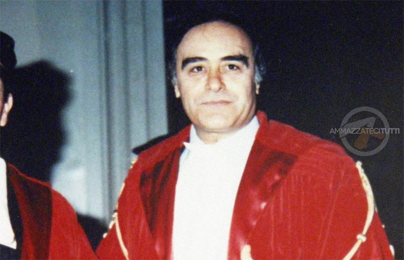 Il giudice Antonino Scopelliti