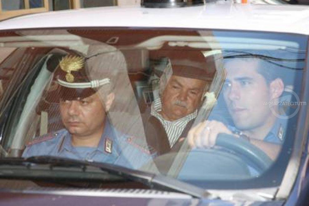 Il boss Carmelo Novella arrestato dai Carabinieri