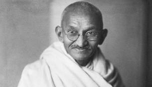 Il Mahatma Gandhi